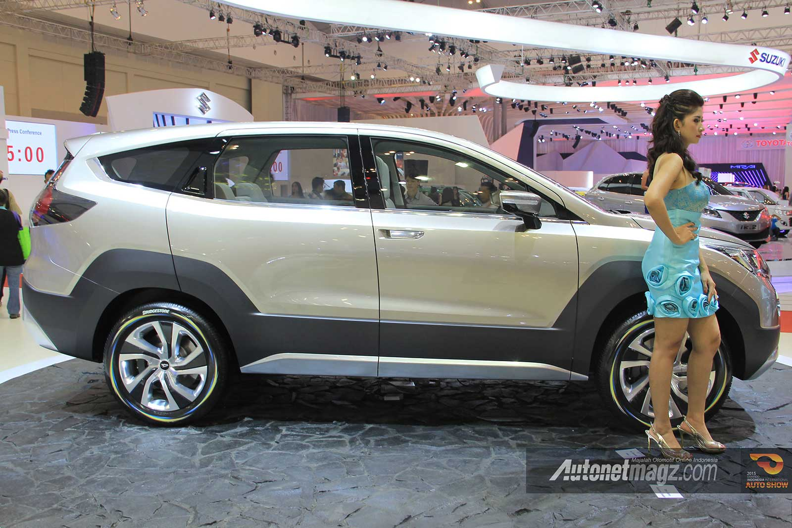 Pengganti Terios Mungkinkah Daihatsu FT Concept