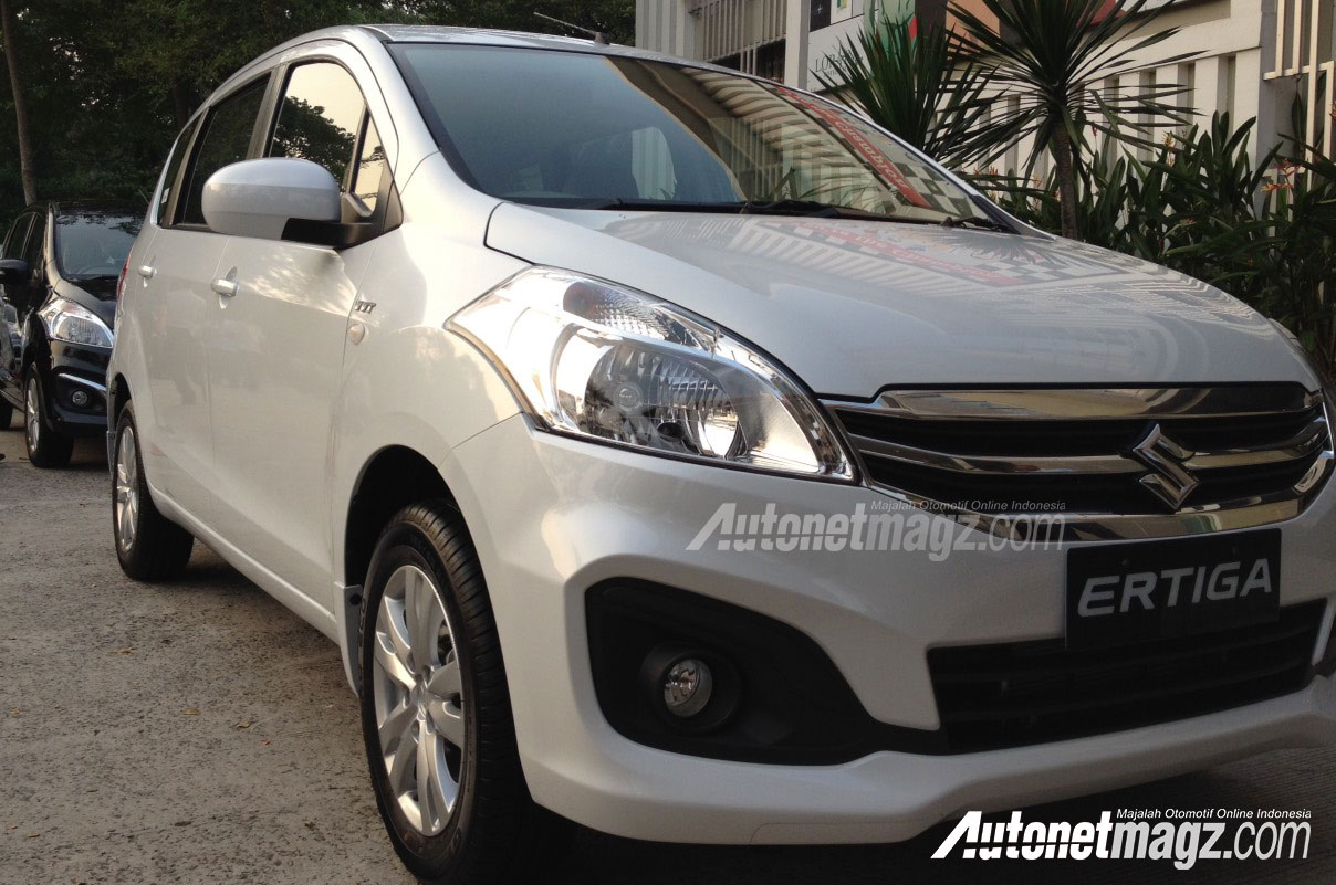 Berita, Review-New-Suzuki-Ertiga-Facelift-2015: First Impression Review Suzuki Ertiga Facelift 2015