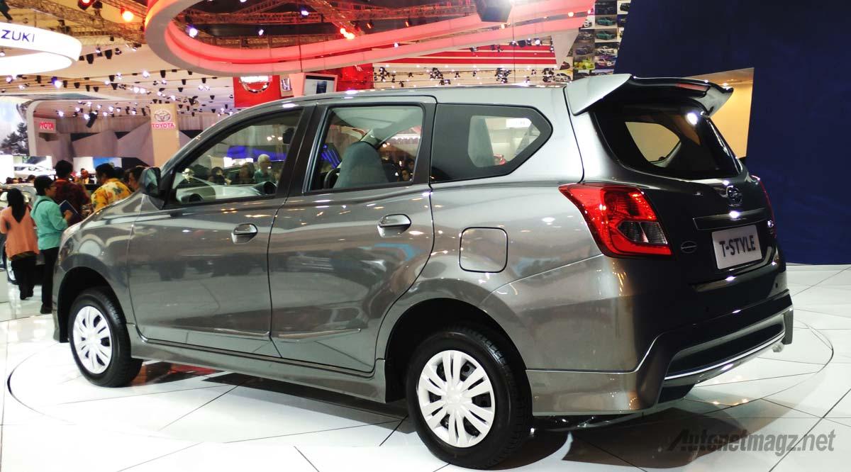 Datsun Indonesia Luncurkan GO Panca T Style Di GIIAS 2015 Dan