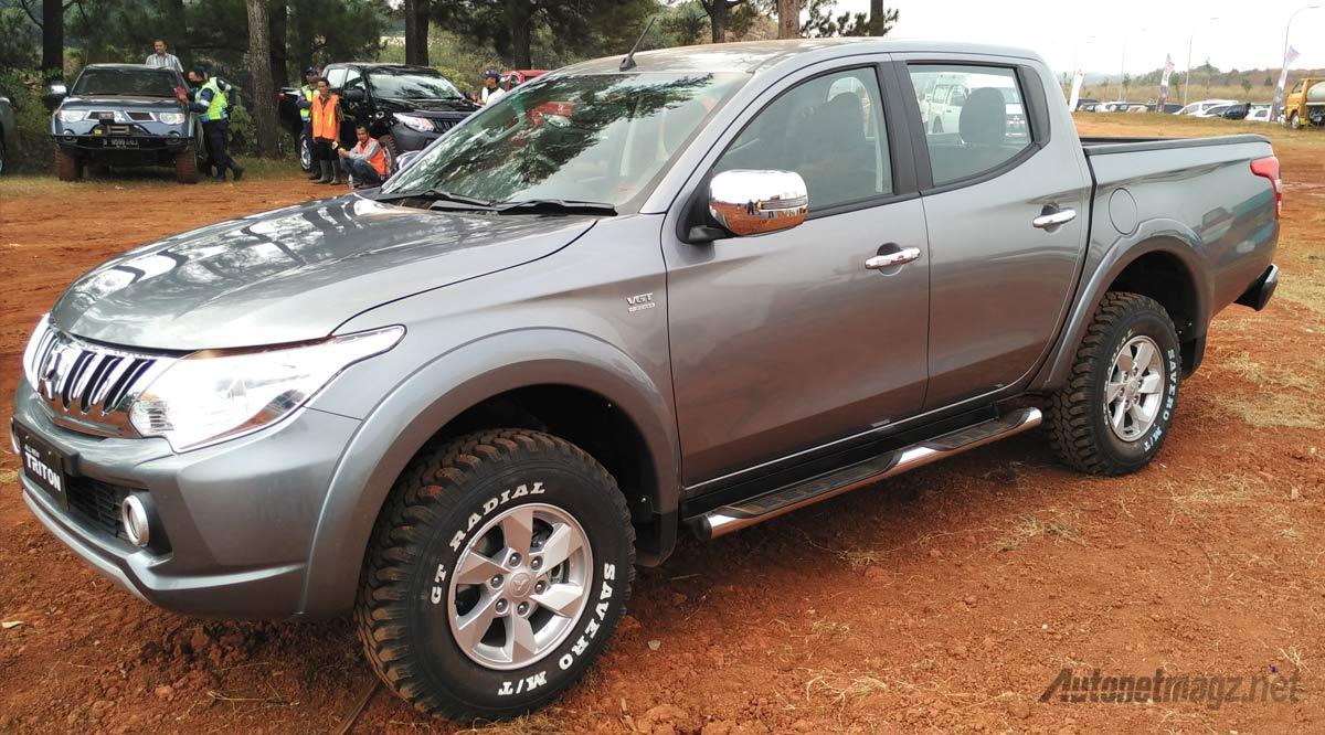 Fiat Resmi Luncurkan Fullback Double Cabin Kembaran