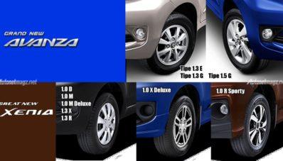 Ini Bedanya Grand New Toyota Avanza dan Great New Daihatsu Xenia!