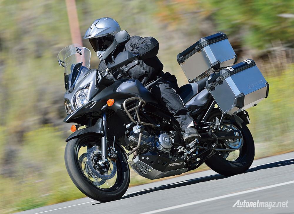 International, suzuki-vstorm-650-adventure: Suzuki Juga Berniat Membuat V-Storm 250 cc, Adventure Bike 250 Meradang!