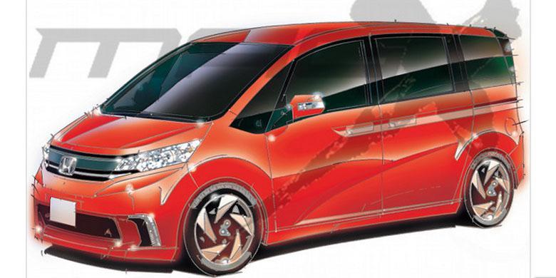 2016 All New Honda Freed baru