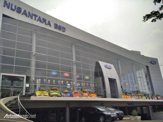 Dealer Ford BSD Nusantara Ford Indonesia