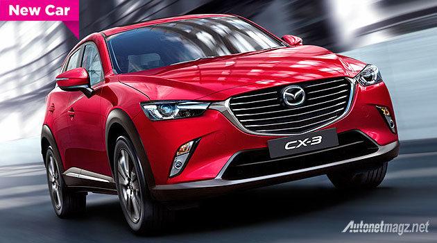 Fitur Mazda CX-3