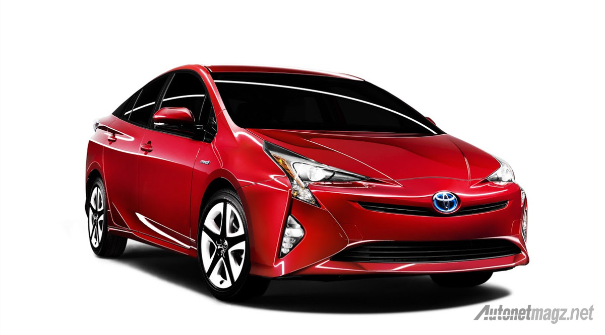 New Toyota Prius >> All New Toyota Prius Red Autonetmagz Review Mobil Dan