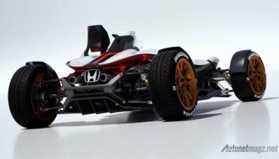 Desainer Honda Tertarik Melanjutkan Project 2&4, Akankan Menjadi Produksi Massal?