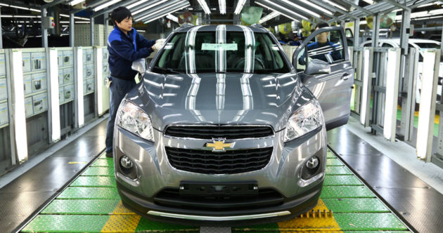 Chevrolet-Trax-Final-Inspection