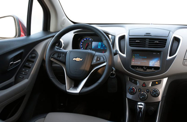 Chevrolet-Trax-Interior