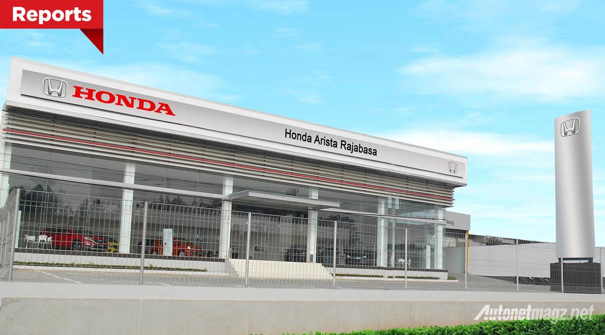 Dealer Honda Arista Rajabasa lampung