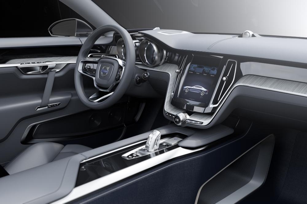 Volvo S90 Interior >> Volvo Concept Coupe Interior Autonetmagz Review Mobil