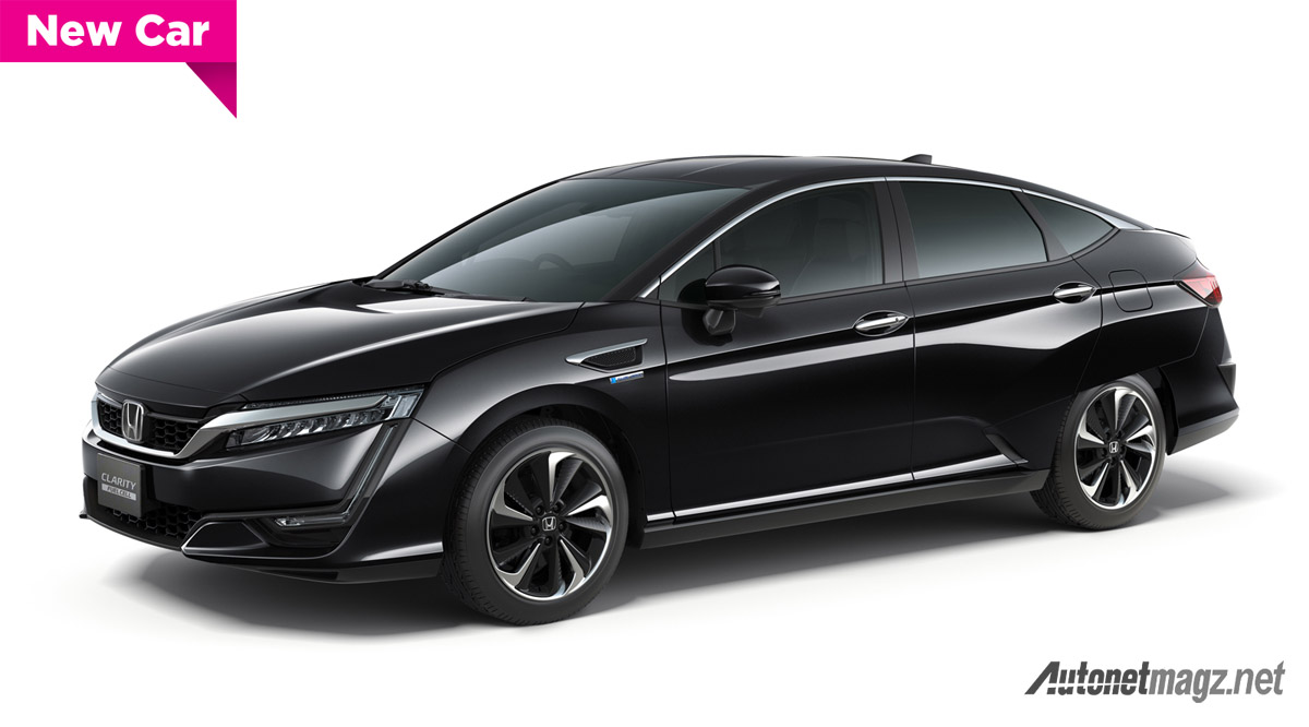 honda clarity fuel cell black