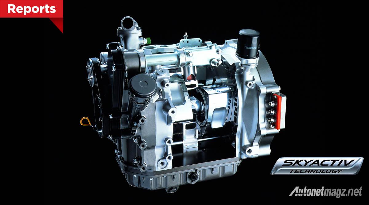 mesin rotary mazda