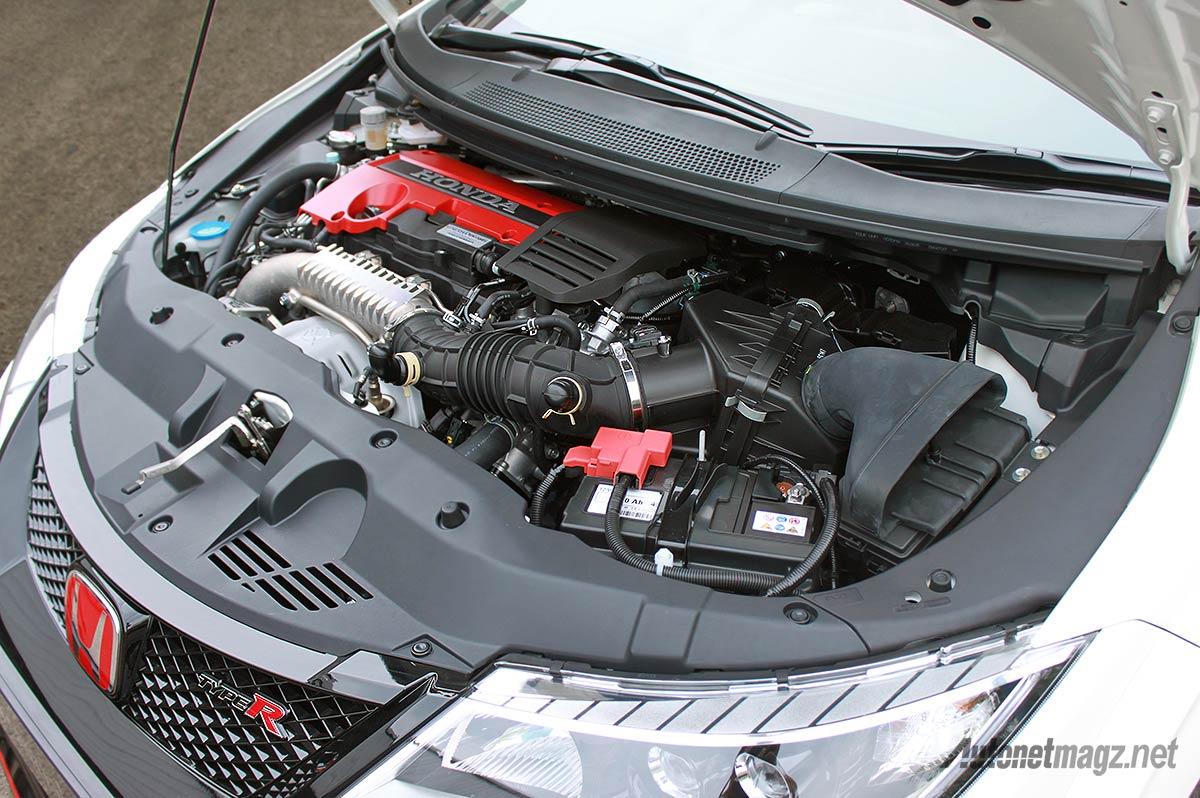 2.0L VTEC Turbo EarthDream Honda Civic Type R 2.000 cc ...