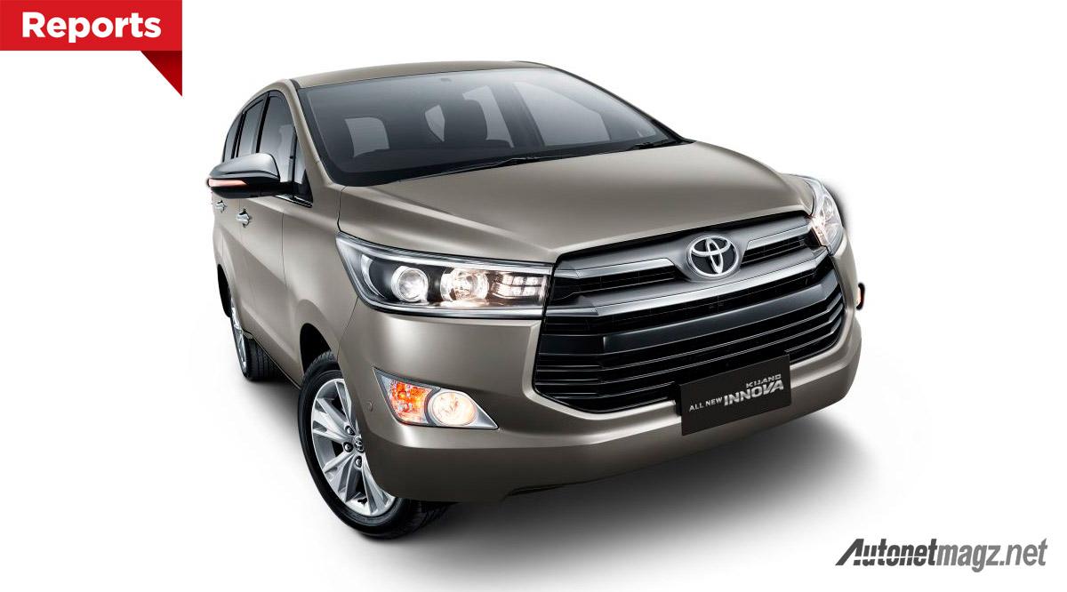 Toyota Indonesia : All New Toyota Kijang Innova Akan