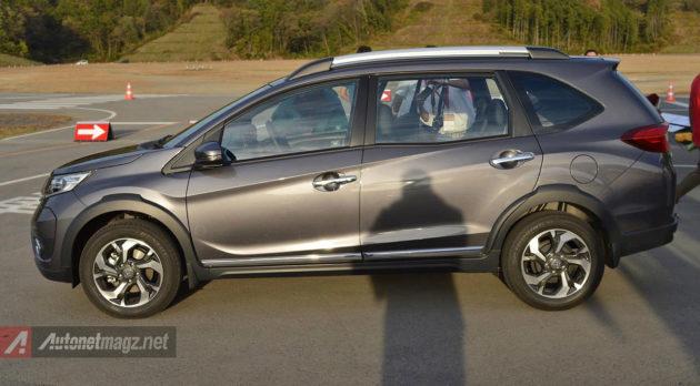 Honda-BRV-Tampak-Samping