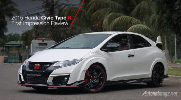 Review Honda Civic Type-R 2015