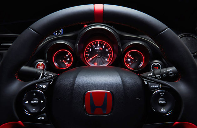Speedometer Civic Type R 2015 - 2016