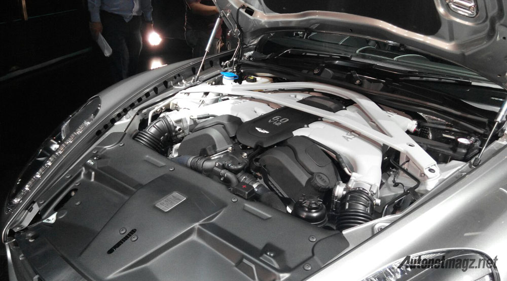 aston martin db9 gt bond edition engine