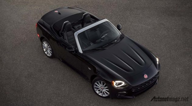 fiat 124 spider wallpaper