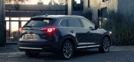 mazda cx9 2017 mesin skyactiv turbo