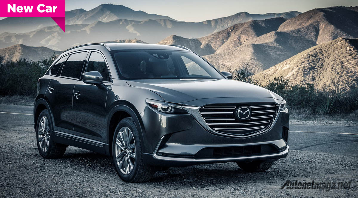 mazda cx9 2017 autonetmagz review mobil dan motor baru indonesia. Black Bedroom Furniture Sets. Home Design Ideas