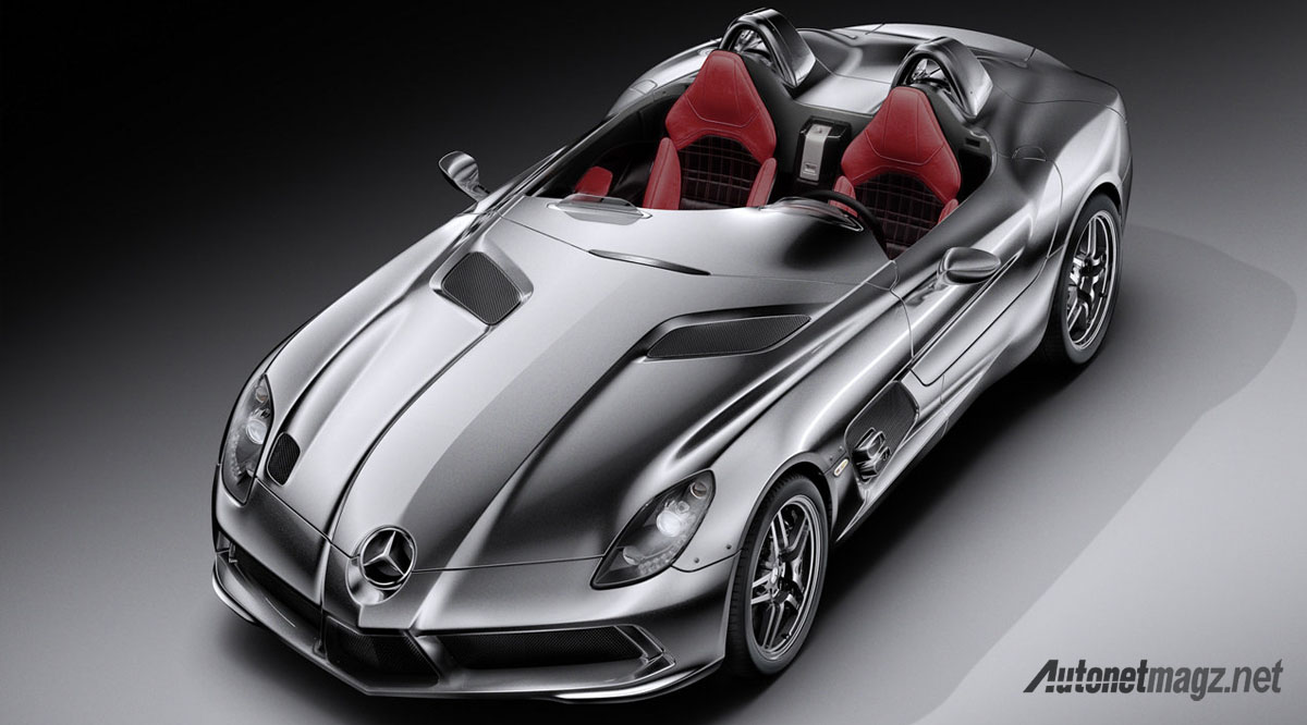 mercedes benz mclaren slr stirling moss