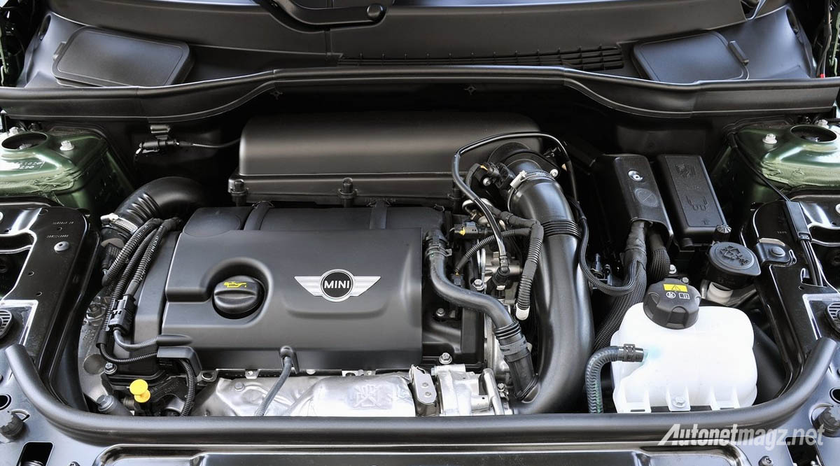 mini countryman engine