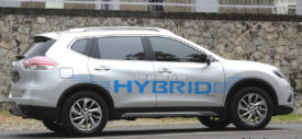 nissan x trail hybrid indonesia