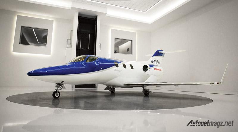 pesawat jet pribadi honda
