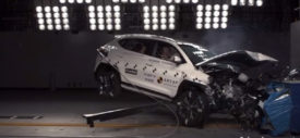 hyundai tucson frontal crash test