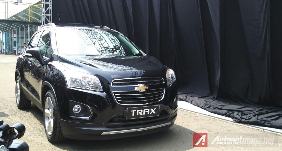 Chevrolet Trax Black Autonetmagz Review Mobil Dan Motor Baru