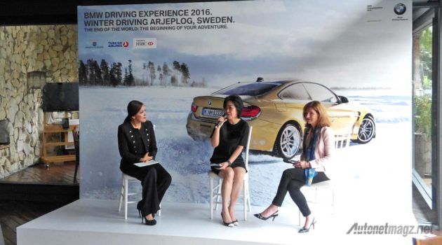 Helena Abidin Marketing Director BMW Group Indonesia