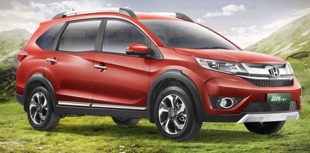 Honda-BRV-Merah