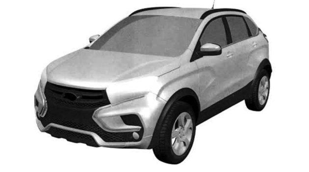 Lada-XRay-Cross-image-patent-front
