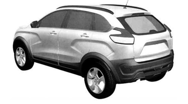 Lada-XRay-Cross-image-patent-rear