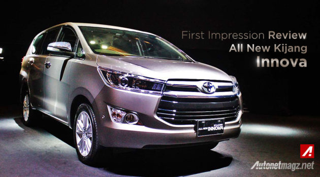 Review Innova baru All New 2015 - 2016