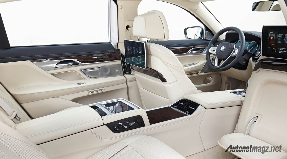 bmw 7 series interior