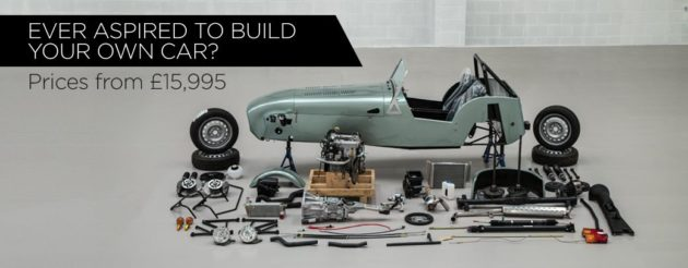 caterham-self-build-kit