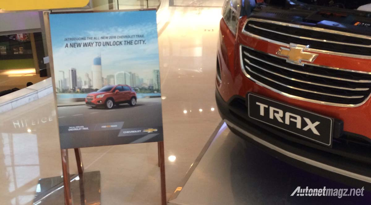 event chevrolet trax unlock the city
