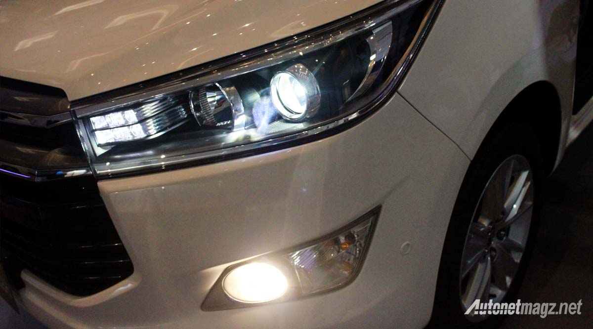 headlamp all new toyota kijang innova