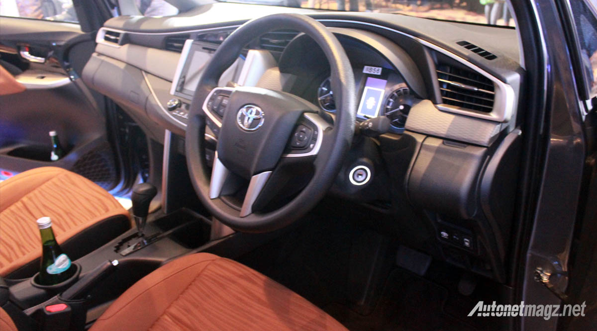 interior all new toyota kijang innova v