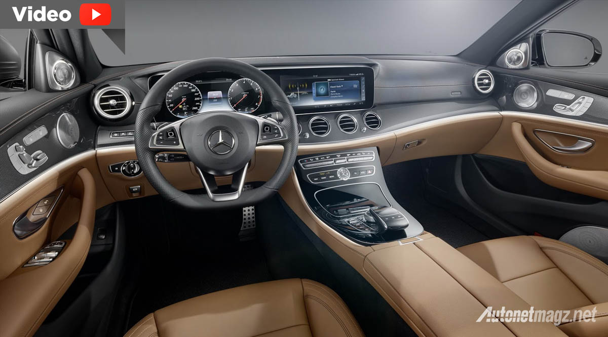 new mercedes benz e class interior