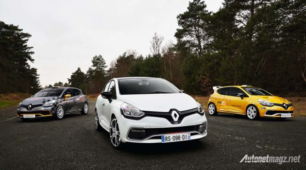 renault clio rs 220