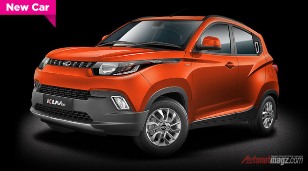Mahindra KUV100 price