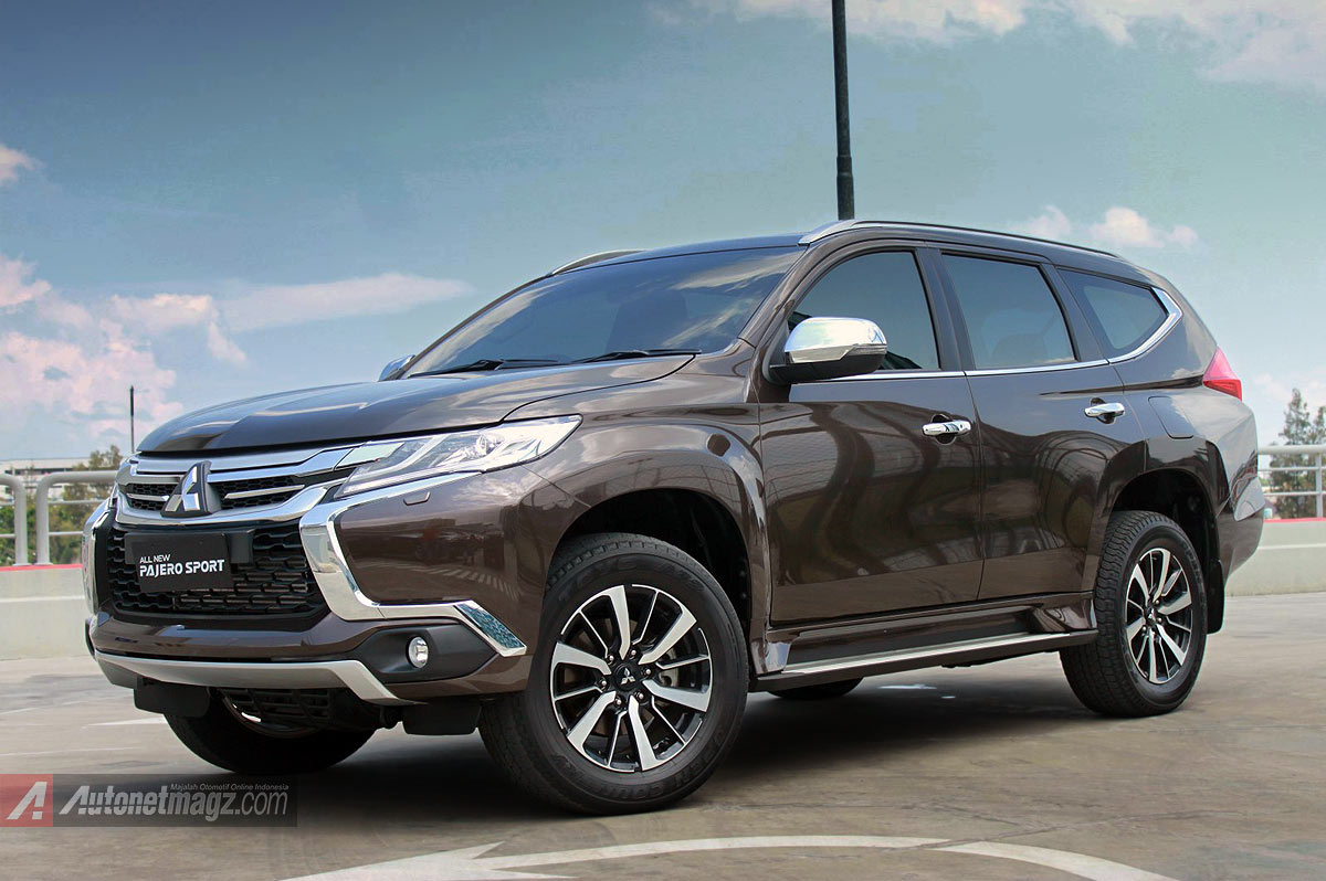 MITSUBISHI Pajero car technical data. Car specifications ...