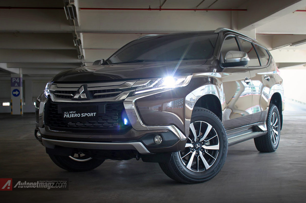 Review All New Pajero Sport baru 2016 versi Indonesia