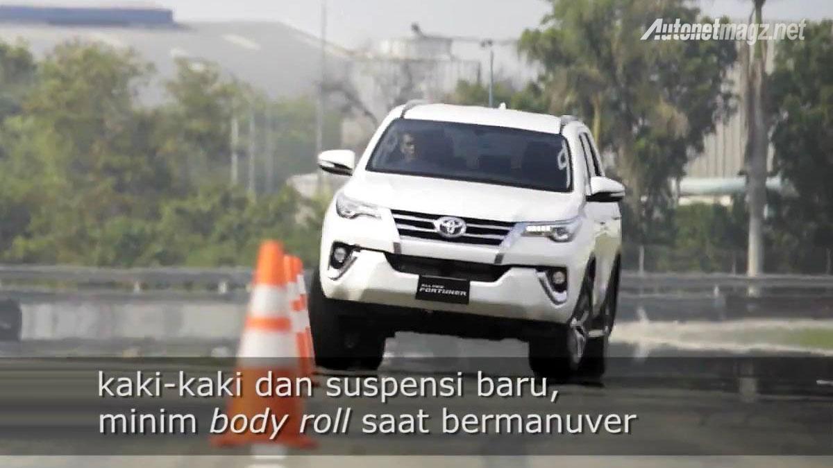 Ini Dia Penjelasan Fitur All New Toyota Fortuner Indonesia AutonetMagz