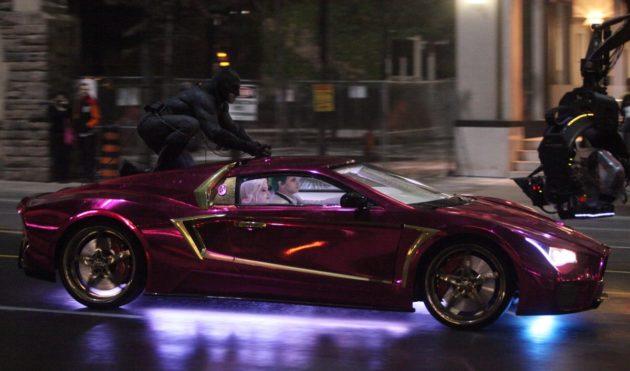 Vaydor Suicide Squad Joker Car