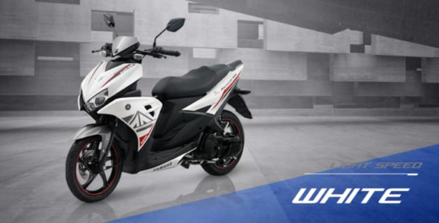 Yamaha Aerox 125 Indonesia
